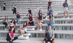 Estudiantes Uniandinos en China
